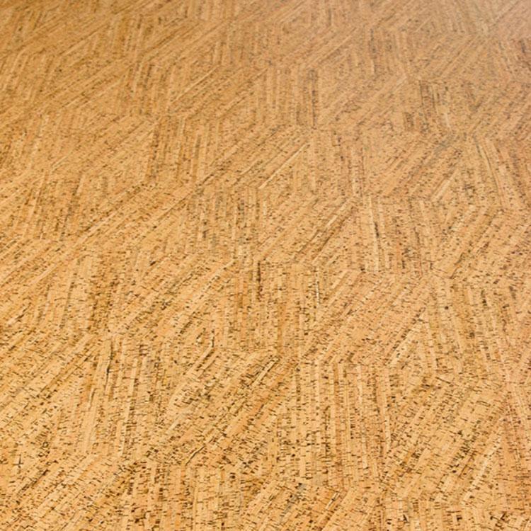 Pure Pu Glue Down Cork Flooring