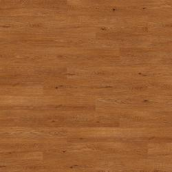 Amorim WISE Wood Waterproof Cork Flooring in Chocolate Brown Oak