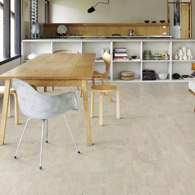 Wicanders Pure Pu Glue Down Cork Flooring Identity Moonlight